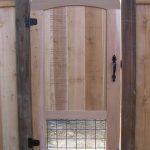 Gate w/ Doggy Window