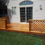 Deck & Lattice Rail