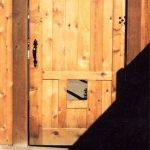 Tahoe w Doggie Door
