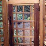Wood Grid 6x6